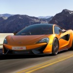 Mc Laren 570S 2016: El modelo de la serie First Sports ha llegado