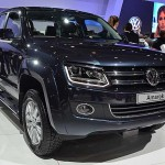 Amarok 2016 Ultimate rediseño de la pick-up de Volkswagen