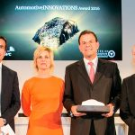 Hyundai gana el premio Automotive Innovations 2016