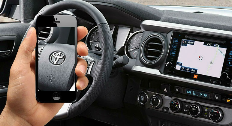 Enciende tu Toyota con Smart Key Box